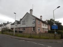 Thumbnail 2 bed flat to rent in Caddam Place, Coupar Angus, Blairgowrie