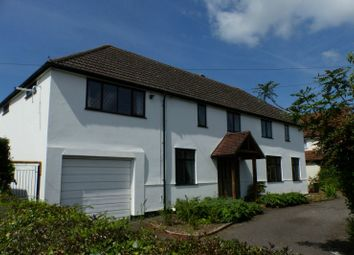 Thumbnail 5 bedroom detached house for sale in Plomer Green Lane, Downley, High Wycombe