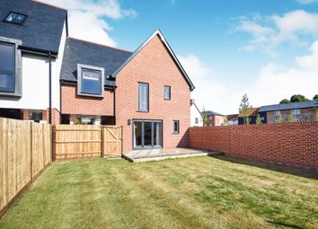 The Whittles, Thaxted, Dunmow CM6. 5 bed semi-detached house for sale