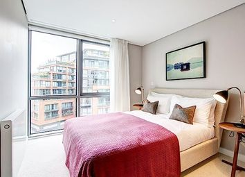 Thumbnail 3 bed flat to rent in Harbet Road, Merchant Square, Paddington