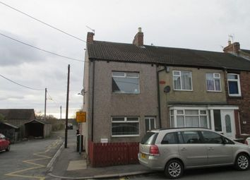 Thumbnail 3 bedroom end terrace house for sale in Station Road West, Trimdon Colliery, Trimdon Station