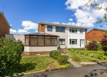 Thumbnail 3 bed semi-detached house for sale in Ben Buie Way, Paisley, Renfrewshire