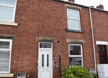 Thumbnail 1 bed terraced house to rent in Carlton Street, Horbury, Wakefield