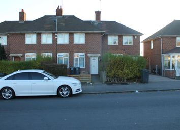 Thumbnail 3 bed terraced house to rent in Earlsmead Road, Handsworth, Birmingham