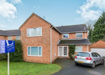 Thumbnail 4 bed detached house to rent in Ham Close, Charlton Kings, Cheltenham