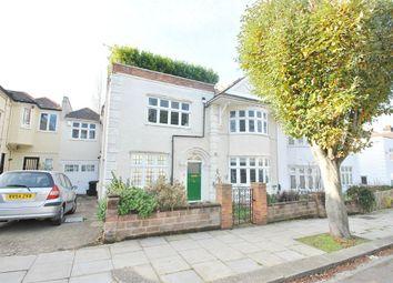 Thumbnail 3 bed flat for sale in Menelik Road, West Hampstead Boarders, London