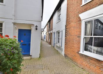 Thumbnail 1 bed terraced house to rent in Churchyard Passage, Ashford, Kent