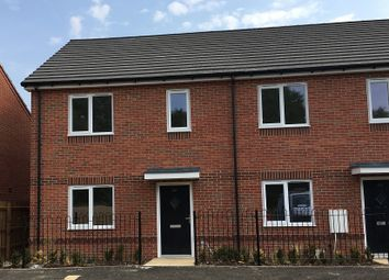 Thumbnail 2 bedroom terraced house for sale in Technology Drive, Rugby