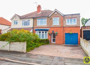 Thumbnail 4 bed semi-detached house for sale in Dunholme, 12 Wells Road, Penn