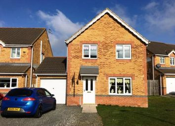 Thumbnail 4 bed detached house for sale in Foxglove Way, Shildon, Durham