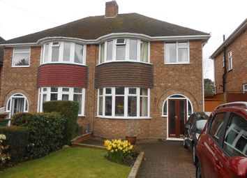 Thumbnail 3 bed semi-detached house for sale in Windsor Drive, Erdington, Birmingham