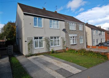 Thumbnail 2 bed semi-detached house for sale in Newton Drive, Framwellgate Moor, Durham