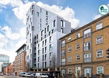 Thumbnail 1 bed flat for sale in A102, 10-20 Dock Street, London