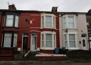 Thumbnail 2 bed terraced house for sale in Roxburgh Street, Anfield