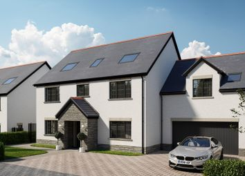 Thumbnail Detached house for sale in Old St. Mellons, Cardiff