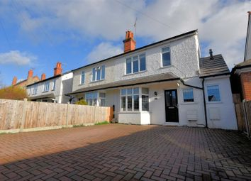 Thumbnail 3 bed semi-detached house for sale in Westwood Road, Tilehurst, Reading