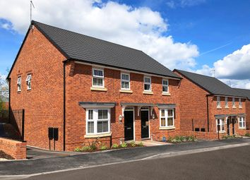 """Thumbnail 3 bedroom semi-detached house for sale in """"Archford"""" at Whetstone Street, Redditch"""