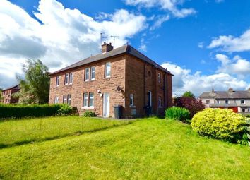 Thumbnail 1 bed flat for sale in Barrie Avenue, Dumfries, Dumfries And Galloway