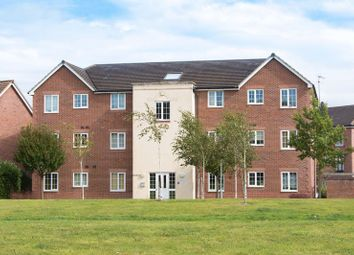 Thumbnail 2 bed flat for sale in 2 Bedroom Apartment, Broomfield Walk, Saxon Gate, Hereford