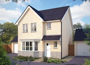 "Thumbnail 3 bed detached house for sale in ""The Epsom"" at Humphry Davy Lane, Hayle"
