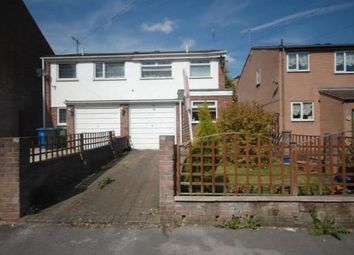 Thumbnail 3 bed property to rent in Holland Road, Old Whittington, Chesterfield
