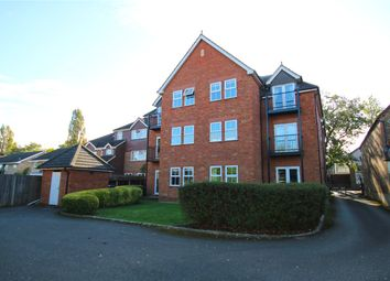 Thumbnail 2 bed flat for sale in 11 Claremont Road, West Byfleet, Surrey