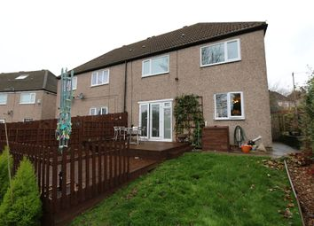 Thumbnail 3 bedroom semi-detached house for sale in Bewick Crescent, Newcastle Upon Tyne, Tyne And Wear