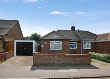 Thumbnail 3 bed bungalow to rent in Vincent Road, Luton