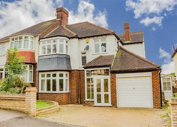 Thumbnail 4 bedroom semi-detached house for sale in The Charter Road, Woodford Green