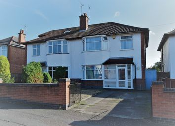Thumbnail 3 bedroom semi-detached house to rent in Stanley Drive, Humberstone, Leicester