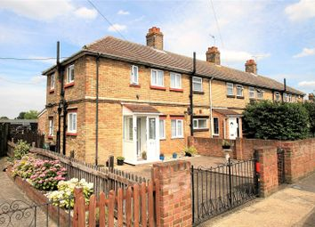 Thumbnail 2 bed end terrace house for sale in Dale Road, Rochester, Kent