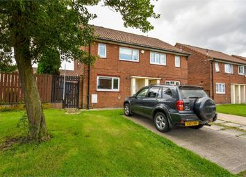 Thumbnail 2 bed semi-detached house for sale in Gareston Close, Blyth, Northumberland