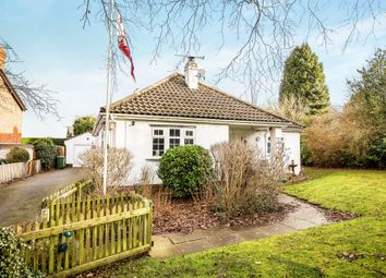 Thumbnail 5 bed detached bungalow for sale in Top Road, Kingsley, Frodsham