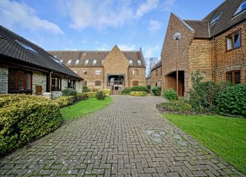 Thumbnail 2 bed flat for sale in Mill View Court, School Lane, Eaton Socon, St. Neots