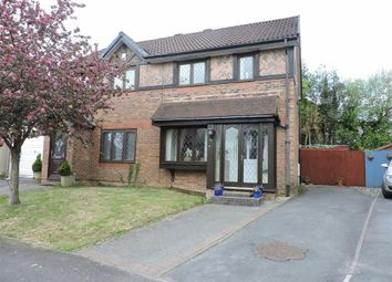 Thumbnail 3 bed semi-detached house for sale in Tal Y Coed, Hendy, Pontarddulais, Swansea