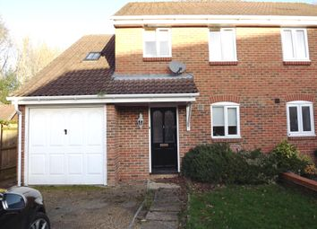Thumbnail 3 bed flat to rent in Alley Groves, Cowfold, Horsham