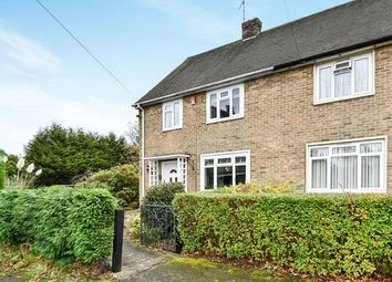 Thumbnail 3 bedroom semi-detached house for sale in Ruskin Way, Littleover, Derby