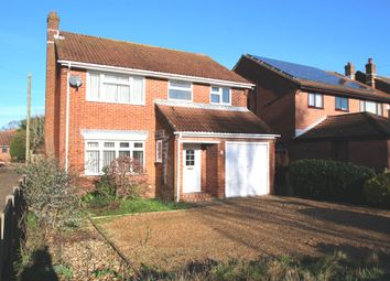 Thumbnail 4 bed detached house to rent in Lower Church Road, Fareham