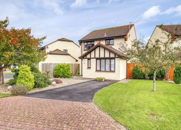 Thumbnail 4 bed detached house for sale in Springfield Crescent, Fremington, Barnstaple