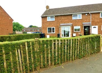 Thumbnail 3 bed terraced house for sale in Bayly Close, Evesham
