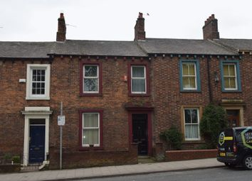 Thumbnail 3 bed terraced house to rent in Wigton Road, Carlisle