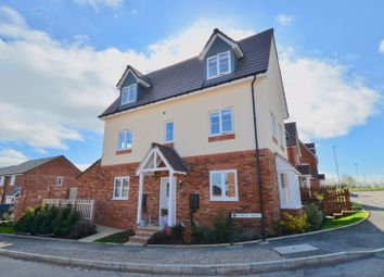 White Walk, Evesham WR11. 4 bed semi-detached house for sale