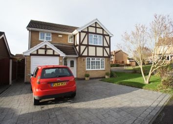 Thumbnail 4 bed detached house to rent in St. Mellion Close, Mickleover, Derby
