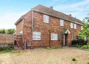 Thumbnail 3 bed semi-detached house to rent in Coronation Avenue, Warboys, Huntingdon