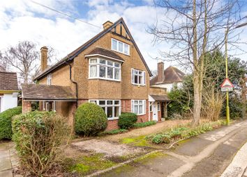 Thumbnail 6 bed detached house for sale in Grange Road, Bushey