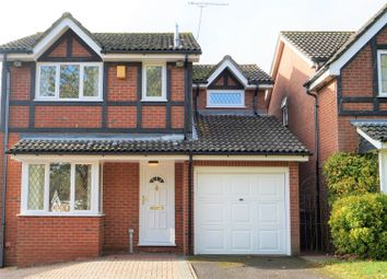 Thumbnail 3 bed detached house for sale in Beechwood Close, Basingstoke