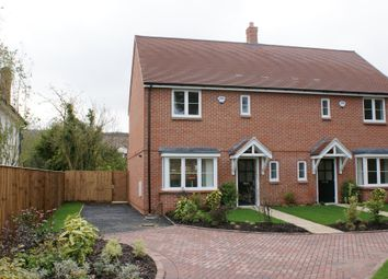 Thumbnail 2 bed semi-detached house to rent in Wheatfield, Lower Icknield Way, Chinnor, Oxon