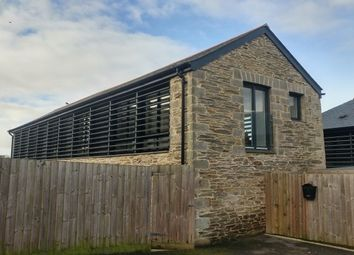 Thumbnail 2 bed semi-detached house to rent in Old Tannery Lane, Grampound, Truro