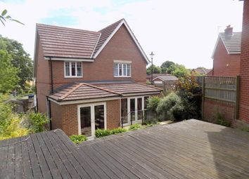 Thumbnail 4 bed detached house to rent in Heathway, Tilehurst