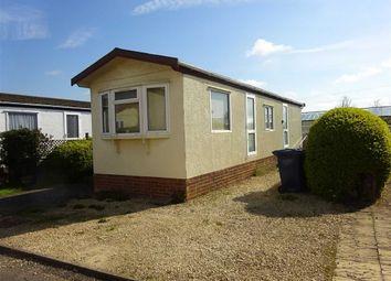Thumbnail 1 bed mobile/park home for sale in Green Meadows, Caravan Park, Bamfurlong, Cheltenham